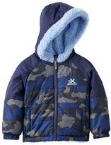 ZeroXposur Baby Boy Transitional Camouflage Jacket