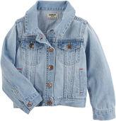 Osh Kosh Oshkosh Girls Denim Jacket-Toddler