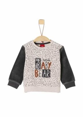 S'Oliver Baby Girls' 65.810.41.4069 Sweatshirt