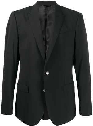 Dolce & Gabbana Tailored Button-Front Blazer