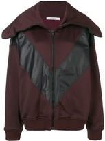 Givenchy oversized collar jacket