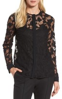 BOSS Women's Banela Lace Blouse
