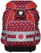 Lassig School bag dottie red