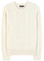 Polo Ralph Lauren Cotton-blend sweater