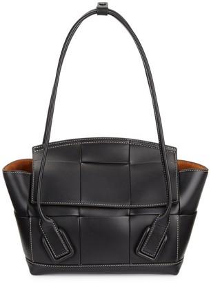 Bottega Veneta Arco Leather Satchel