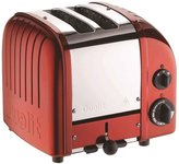 Dualit 2-Slice Classic Toaster, Apple Candy Red - Apple Candy Red