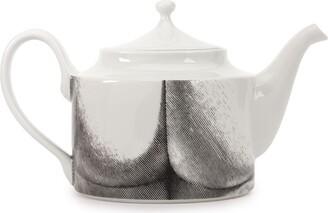 Fornasetti Printed Teapot