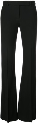 Alexander McQueen Tailored Bootcut Trousers