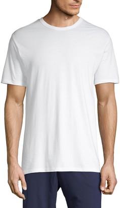 Michael Kors Short-Sleeve Cotton Tee