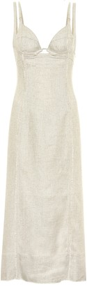 Jacquemus La Robe Valerie midi dress