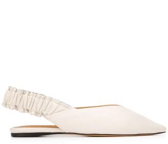 Isabel Marant Slingback Ballerina Shoes