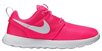Nike Children's Laced Roshe One Trainers, Pink