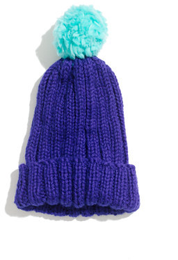 Madewell Wool and the gang&TM knit pom-pom hat