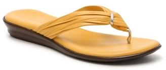 Italian Shoemakers Aleena Wedge Sandal