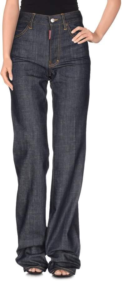 DSQUARED2 Denim pants - Item 42481668FB