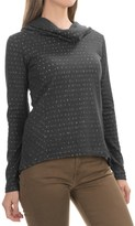 Aventura Clothing Amaris Shirt - Cowl Neck, Long Sleeve (For Women)