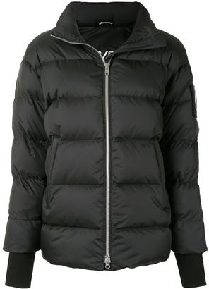 Moose Knuckles Zip-Up Padded Jacket