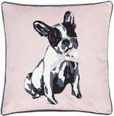 Ted Baker Cotton Dog Feather Filled Cushion