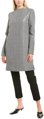 PARTOW Harlan Wool-Blend Tunic Dress