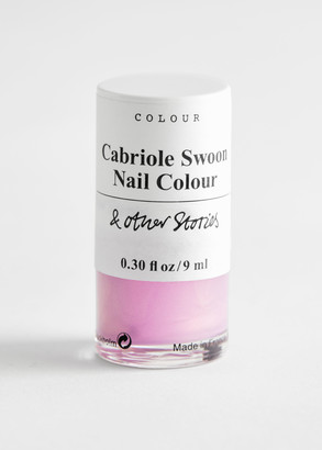 And other stories Cabriole Swoon Nail Polish
