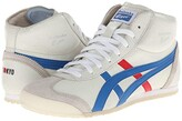 Onitsuka Tiger by Asics Mexico Mid Runner (White/Blue) Athletic Shoes