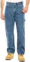 JCPenney Red Kap Loose-Fit Dungarees-Big & Tall