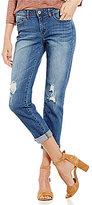 Jessica Simpson Mika Destructed Best Friend Jeans