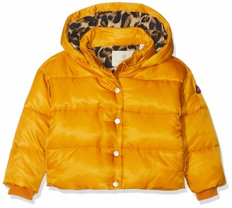 Scotch & Soda Girl's Short Length Puffer Jacket