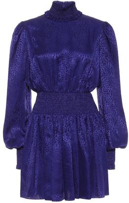 Balmain Silk minidress