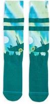 Stance Men's 'Star Wars(TM) - Endor' Combed Cotton Blend Socks