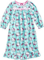 Hello Kitty Printed Nightgown, Toddler Girls (2T-5T)