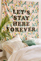ban.do Let's Stay Here Forever Tapestry