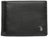Tod's Leather Wallet with Bill Clip