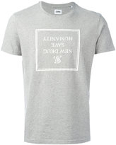 Edwin Hero T-shirt - men - Cotton - S