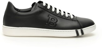 Bally Asher Logo Embossed Sneakers