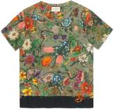 Gucci stamp print T-shirt