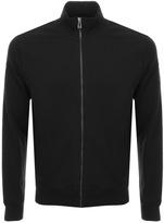 Belstaff Full Zip Staplefield Sweatshirt Black