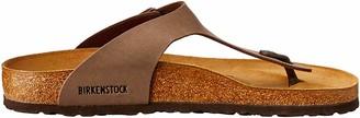 Birkenstock Gizeh Birko-flor Nubuck Womens Flip Flop Sandals