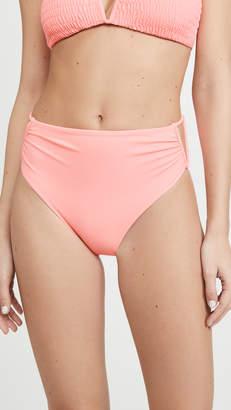 Tori Praver Swimwear Payton Cheeky Bikini Bottoms
