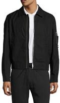 Kenzo Cotton Zip-Up Jacket