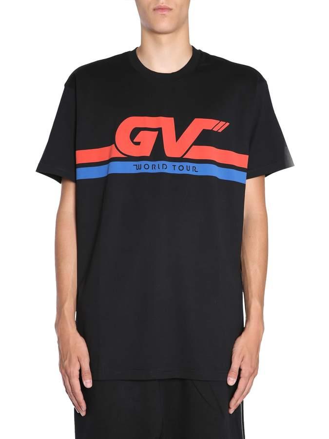 Givenchy Gv Printed T-shirt