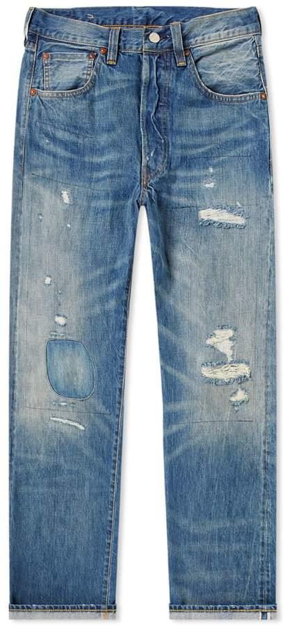 Levi's Clothing 1947 501 Jean