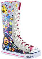 Skechers Twinkle Toes Shuffles-Chattin' Up (Girls' Toddler-Youth)