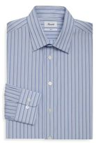 Façonnable Cotton Stripe Dress Shirt