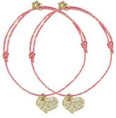 Marie Chantal Girls Best Friends Forever Bracelet Set