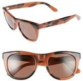Burberry Women's 52Mm Square Sunglasses - Amber