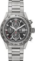 Tag Heuer CAR208Z.BF0719 Carrera titanium chronograph watch