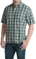 Pendleton Barlow Outdoor Shirt - Short Sleeve (For Men)