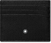 Montblanc Men's Meisterstück UNICEF Black Italian Leather Pocket Holder