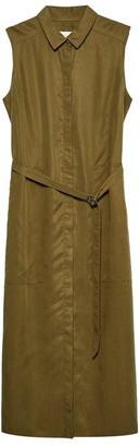 Jack Wills Coldwell Utility Detail Midi Dress